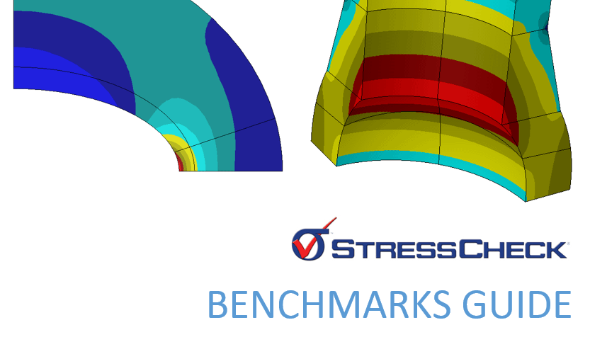 """StressCheck Results for """"The Standard NAFEMS Benchmarks: Linear Elastic Tests"""" Are Now Available"""
